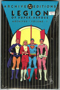 Books:General, DC Archives: Legion of Super-Heroes Volume 1 (DC, 1991) Condition:NM....