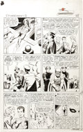 Original Comic Art:Panel Pages, Steve Ditko - Amazing Spider-Man #12, page 22 Original Art (Marvel,1964). ...