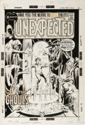 Original Comic Art:Covers, Neal Adams - Unexpected #124 Cover Original Art (DC, 1971). ...