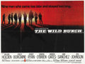 "Movie Posters:Western, The Wild Bunch (Warner Brothers, R-1970s). British Quad (30"" X 40""). This British quad has light edge wear with small tears,..."