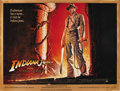 "Movie Posters:Adventure, Indiana Jones and the Temple of Doom (Paramount, 1984). Subway (41""X 54""). Renowned archaeologist Dr. Indiana Jones (Harris..."
