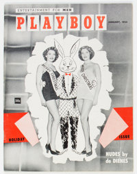 Playboy #2 (HMH Publishing, 1954) Condition: FN+