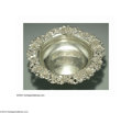 Silver Holloware, American:Bowls, AN AMERICAN SILVER VICTORIAN BOWL