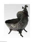 Silver Holloware, American:Center Pieces, Middletown Plate Co: AN AMERICAN SILVERPLATE AESTHETIC FRUIT ...