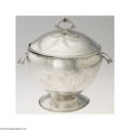 Silver Holloware, Mexican:Holloware, A SPANISH COLONIAL COVERED SOUP TUREEN