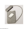 Silver Smalls:Other , Whiting: AN AMERICAN SILVER TROMPE L'OIEL CARD CASE (Mark of ...