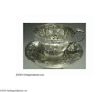 Silver Holloware, Continental:Holloware, A FRENCH SILVER CUP AND SAUCER SET