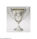 Silver Holloware, American:Other , Gorham: AN AMERICAN SILVER GOLF TROPHY (Mark of Gorham, ...
