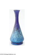 Art Glass:Loetz, Loetz: AN IRIDESCENT GLASS VASE (Loetz)