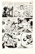 Original Comic Art:Panel Pages, Mike Sekowsky and Frank Giacoia Undersea Agent #2 Story Page 2 Original Art (Tower Comics, 1966)....