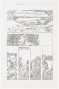 Charlie Adlard The Walking Dead #133 Story Page 19 Original Art (Image, 2014)