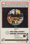 "Movie Posters:Crime, The FBI Story (Warner Bros., 1959). Folded, Fine/Very Fine. One Sheet (27"" X 41""). Crime.. ..."