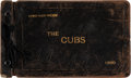 """Baseball Collectibles:Photos, 1930 Chicago Cubs Signed Photograph Album Belonging to Lewis """"Hack"""" Wilson...."""