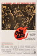 """Movie Posters:Comedy, The Cool Ones & Other Lot (Warner Bros., 1967). Folded, Fine/Very Fine. One Sheets (3) (27"""" X 41""""). Comedy.. ... (Total: 3 Items)"""