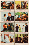 "Movie Posters:Comedy, Father of the Bride (MGM, R-1962). Overall: Very Fine-. Lobby Card Set of 8 (11"" X 14""). Comedy.. ... (Total: 8 Items)"