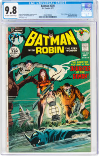 Batman #235 (DC, 1971) CGC NM/MT 9.8 Off-white to white pages