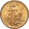 1929 $20 MS64 PCGS. Although more than 1.7 million double eagles were struck at Philadelphia in 1929, the vast majority...