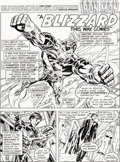 Original Comic Art:Panel Pages, Don Heck and Steve Mitchell Spider-Man Magazine #9 Story Page 1 Original Art (Marvel, 1995)....