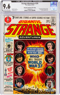 Bronze Age (1970-1979):Science Fiction, Strange Adventures #226 Murphy Anderson File Copy (DC, 1970) CGC NM+ 9.6 Off-white to white pages....