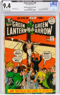 Bronze Age (1970-1979):Superhero, Green Lantern #89 Murphy Anderson File Copy (DC, 1972) CGC NM 9.4 Off-white to white pages....