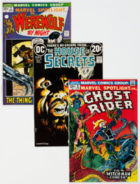 Bronze Age Comics Group of 13 (Various Publishers, 1970s) Condition: Average VF.... (Total: 13 Comic Books)