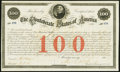 Confederate Notes:Group Lots, Ball 12 Cr. 2 $100 1861 Bond Extremely Fine.. ...