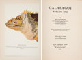 Books:Natural History Books & Prints, William Beebe. Galapagos. World's End. New York and London: G. P. Putnam's Sons, [February] 1924. First edition,...