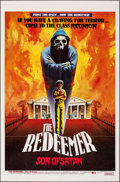 """Movie Posters:Horror, The Redeemer: Son of Satan & Other Lot (Dimension, 1978). Folded, Overall: Fine/Very Fine. One Sheets (2) (27"""" X 41"""")..."""