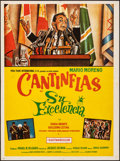 "Movie Posters:Foreign, Your Excellency (Columbia, 1967). Folded, Very Fine-. Argentinean Poster (21.25"" X 28.75"") & Spanish One Sheet (27.5"" X 39"")... (Total: 2 Items)"