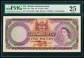 World Currency, Fiji Government of Fiji 5 Pounds 20.1.1964 Pick 54e PMG Very Fine 25.. ...