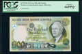 Northern Ireland Allied Irish Banks 100 Pounds 1.1.1982 Pick 5 PCGS Gem New 66 PPQ