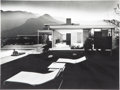 Photographs, Julius Shulman (American, 1910-2009). Kaufman House, Richard Neutra, Palm Springs, California, 1947. Gelatin silver prin...