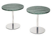 Gerald R. Griffith (American, 20th Century) Pair of Side Tables, mid-20th century, Gerald R. Griffith S