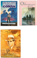 Books:Hardcover, Robert E. Howard-Related Volumes Group of 6 (Various, 1961-86).... (Total: 6 Items)