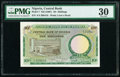 World Currency, Nigeria Central Bank of Nigeria 10 Shillings ND (1967) Pick 7 PMG Very Fine 30.. ...