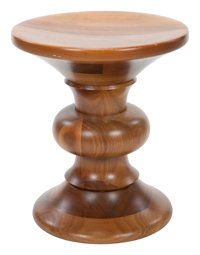 Charles Eames (American, 1907-1978) and Ray Kaiser Eames (American, 1912-1988) Time Life stool, Model B