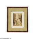 Fine Art - Painting, European:Modern  (1900 1949)  , Dry Point Etching, Enchante: LOUIS ICART (French 1888-1950) (...
