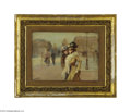 Fine Art - Painting, European:Antique  (Pre 1900), FRENCH SCHOOL (19th-20th Century)
