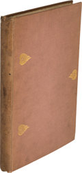 Books:Literature Pre-1900, Oscar Wilde. Lady Windermere's Fan. London: 1893. First edition....