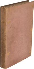 Books:Literature Pre-1900, Oscar Wilde. A Woman of No Importance. London: 1894. First edition....