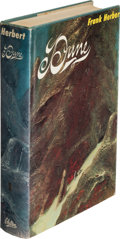 Books:Science Fiction & Fantasy, Frank Herbert. Dune. Philadelphia and New York: Chilton Books, [1965]. First edition. Presentation copy, inscribed...