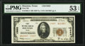 Houston, TX - $20 1929 Ty. 2 First National Bank Ch. # 13683 PMG About Uncirculated 53 EPQ