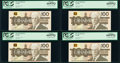 Canada Bank of Canada $100 1988 BC-60d Ten Consecutive Examples PCGS Gem New 66PPQ. ... (Total: 10)