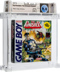 Video Games:Nintendo, The Punisher: The Ultimate Payback Wata 9.8 A+ Sealed GB Acclaim 1991 USA....