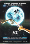 Movie Posters:Science Fiction, E.T. The Extra-Terrestrial (Universal, R-2002). Rolled, Fine/Very Fine. 20th Anniversary Lenticular One Sheet Printer...