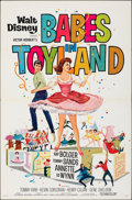 "Movie Posters:Musical, Babes in Toyland & Other Lot (Buena Vista, 1961). Folded, Very Fine-. One Sheets (2) (27"" X 41""). Musical.. ... (Total: 2 Items)"