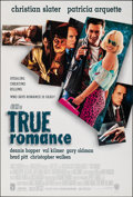 """Movie Posters:Crime, True Romance (Warner Bros., 1993). Rolled, Near Mint. One Sheet (27"""" X 40"""") DS. Crime.. ..."""
