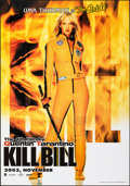 """Movie Posters:Action, Kill Bill: Vol. 1 (Miramax, 2003). Rolled, Very Fine+. Thai Posters (2) (27.5"""" X 39.5"""") DS Advance 2 Styles. Action.. ... (Total: 2 Items)"""