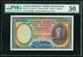 Southern Rhodesia Southern Rhodesia Currency Board 5 Pounds 15.12.1939 Pick 11a PMG About Uncirculated 50