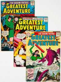 My Greatest Adventure Group of 19 (DC, 1963-68) Condition: Average FN/VF.... (Total: 19)